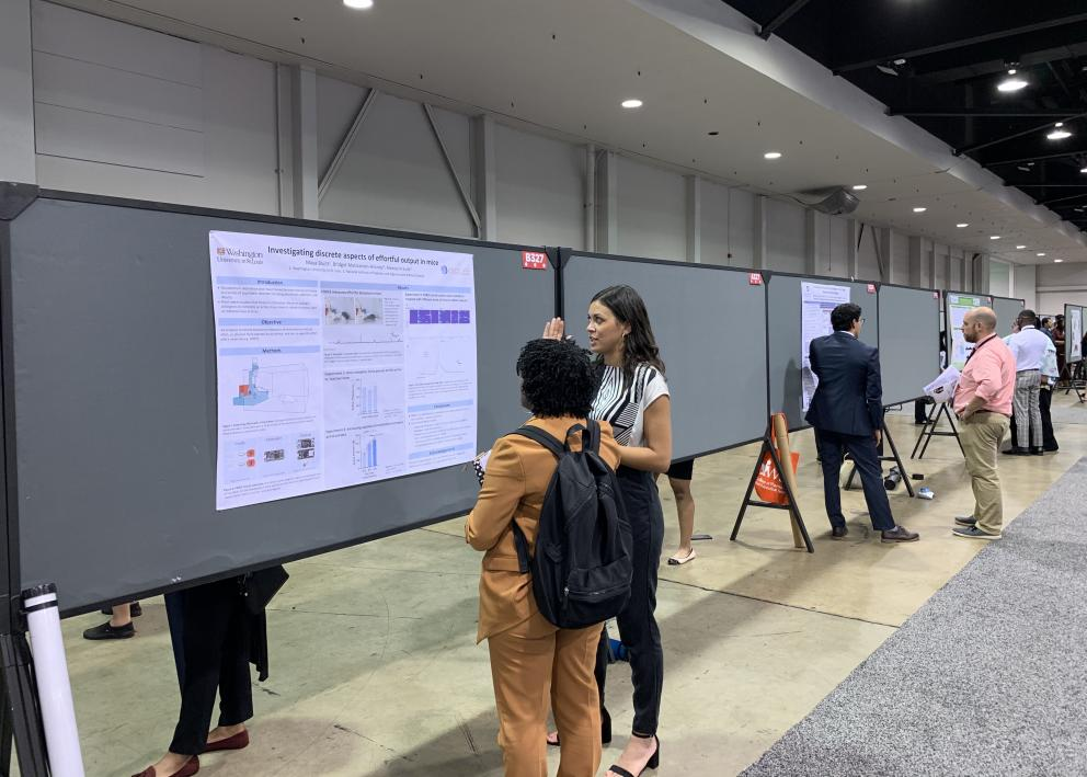 2019 ABRCMS Conference poster session